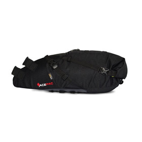 Acepac Saddle Bag Cykeltaske sort
